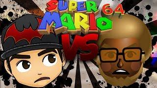 1on1 - Super Mario 64 - Part 1 - Wolo vs. Cornel
