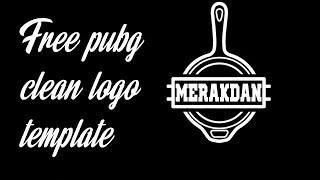 Youtube bedava logo psd | Free pubg logo | [ youtube bedava logo yapma] #21
