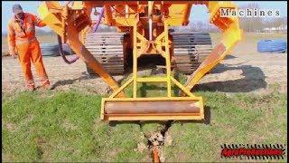 Best Engineering Rock Hawg & Heavy Trencher Plow Machine