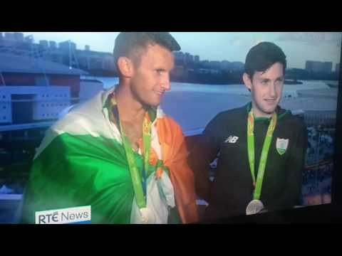 O'Donovan brothers interview RTE news