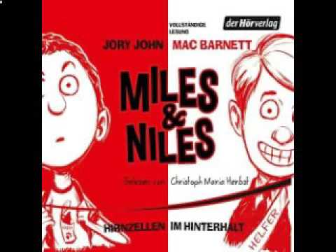 Hirnzellen im Hinterhalt (Miles & Niles 1) YouTube Hörbuch auf Deutsch