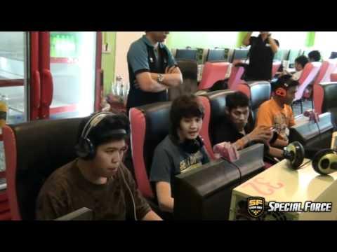 GG : SF COMBAT ชลบุรี 2011