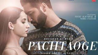 Arijit Singh: Pachtaoge | Dance Choreography | Vicky Kaushal | Nora Fatehi | Jaan, B Praak