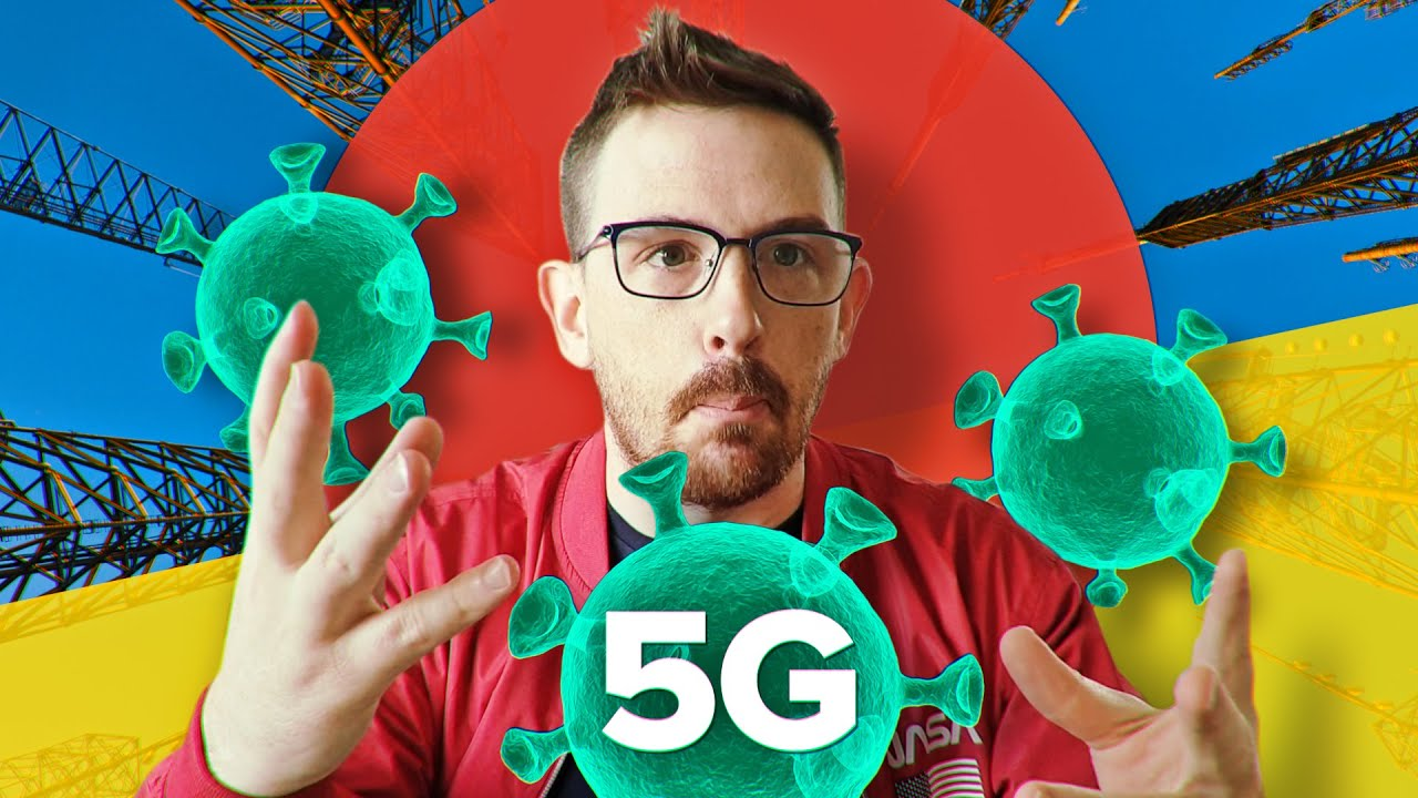 5G does NOT cause Coronavirus: Here's why