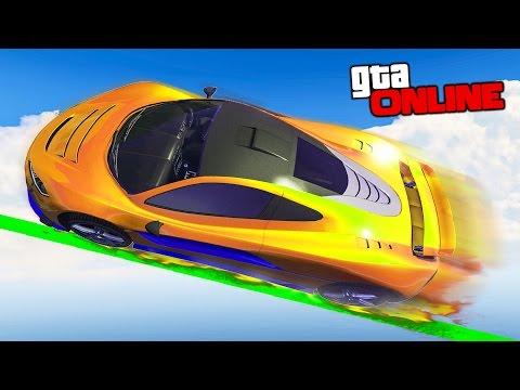 ГТА 5 КАК ПРОЕХАТЬ ЭТО НА ДВУХ КОЛЕСАХ В ГОНКАХ ! ОНЛАЙН GTA 5 ИГРЫ ГТА МУЛЬТИК ВИДЕО GTA 5 ONLINE