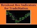 Breakout Box Indicators for TradeStation