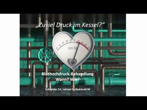 Hoher Blutdruck- Zu viel Druck im Kessel - Schneiders Sprechstunde ...