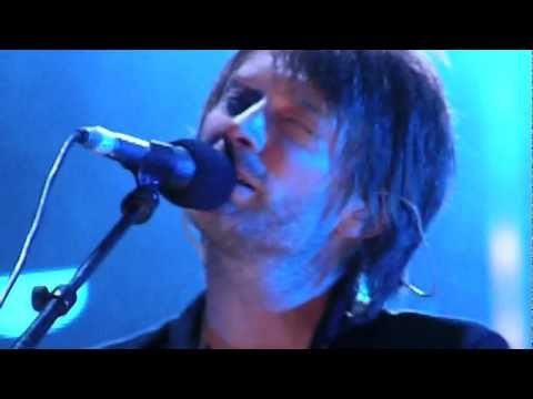 Radiohead - Exit Music (for a film) (Radiohead Live in Praha))