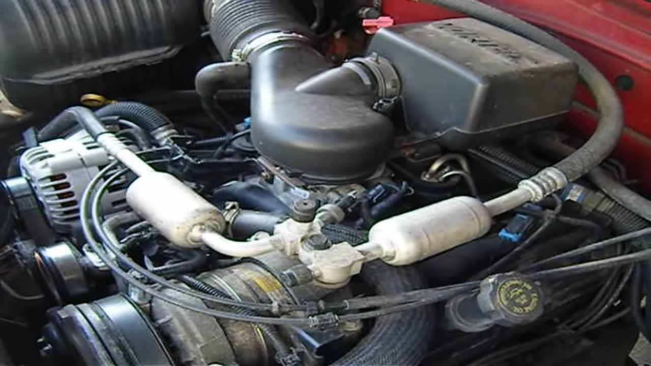 1997 silverado 5 7 motor code l31 [ 1280 x 720 Pixel ]