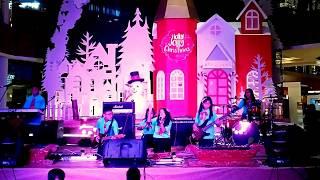 Kids Project Band - Lir Ilir - Beraksi (Kotak) - Jayalah Indonesia @MallCiputraSimpang5Semarang