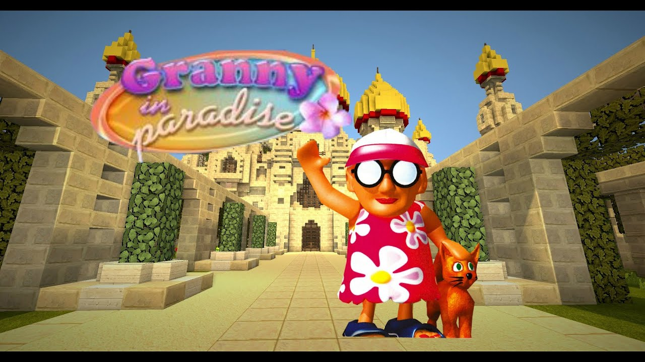 Granny in paradise download free for windows.