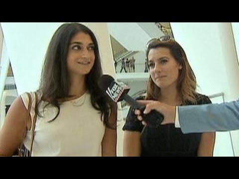 Watters' World: World Trade Center Mall edition