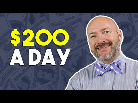 Side Hustle Jobs: How To Make 200 Dollars A Day