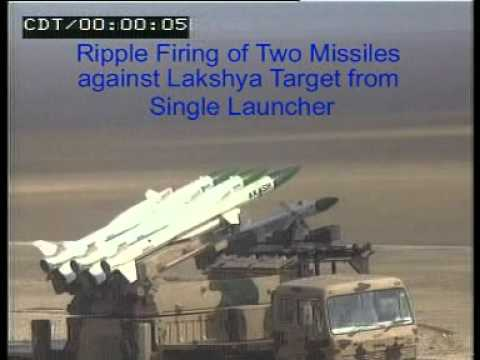 Akash Missile Salvo and Ripple Firing Trials