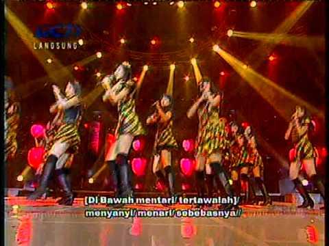 Mega Concert JKT48 - 17th July 2012 - Kimi no Koto ga Suki Dakara