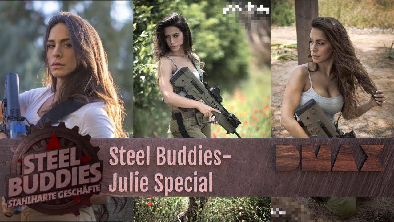 Steel Buddies Julie