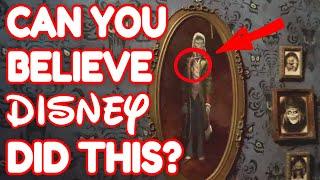 Bizarre Disneyland Details You MUST See