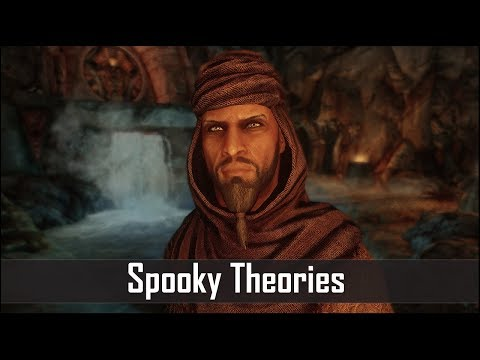 Skyrim: 5 Spooky Theories Crazy Enough to be True - The Elder Scrolls 5 Lore (Part 6) thumbnail