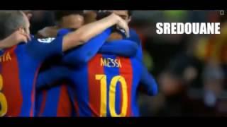 Amazing free kick Messi Goal Barcelona vs Athletic Bilbao 3-1 11/01/2017