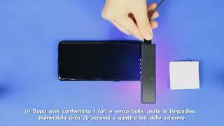 Il video tutorial per la pellicola in 3D vetro con liquidi (IT)--20180822