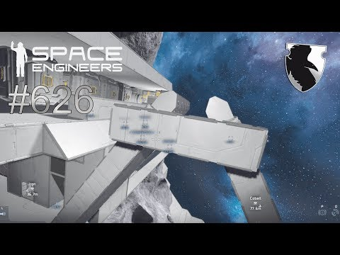 A BIT OF BLA BLA :: Space Engineers Survival :: Ep. 626
