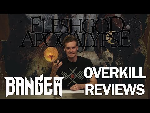 FLESHGOD APOCALYPSE – Veleno Album Review | Overkill Reviews episode thumbnail