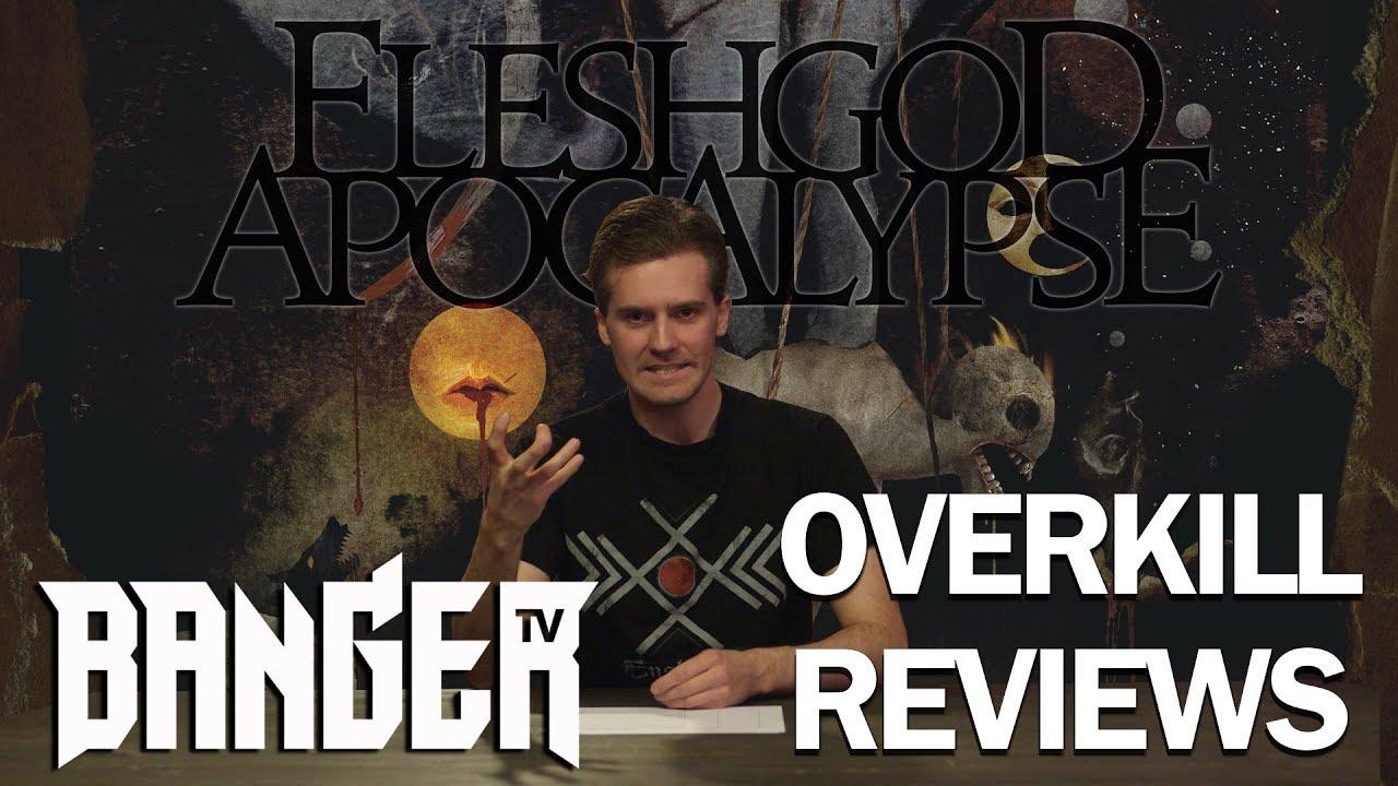 FLESHGOD APOCALYPSE – Veleno Album Review | Overkill Reviews episode thumbnail