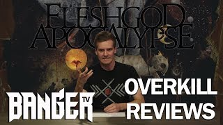 FLESHGOD APOCALYPSE - Veleno Album Review | Overkill Reviews