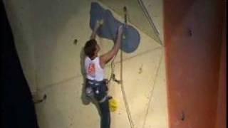 DM Sportklettern 2006: Qualifikation - Irina Mittelmann