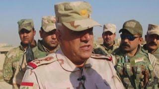 ستديو الآن 10-11-2016 | قادة عراقيون لأخبار الآن: نواجه تحدي كثافة الموصل السكانية