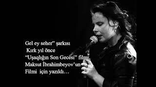 Gel Ey Seher Şarkı Hikayesi - Şebnem Ferah