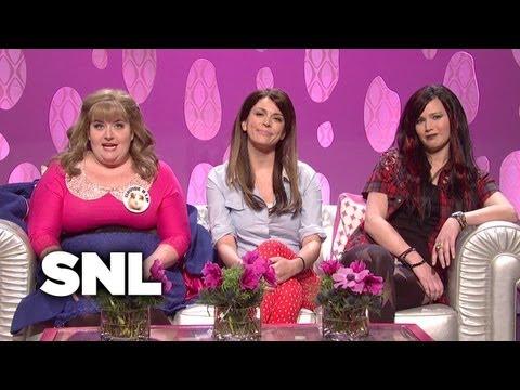 Girlfriends Talk Show: Jessy, the New Girl in School - SNL