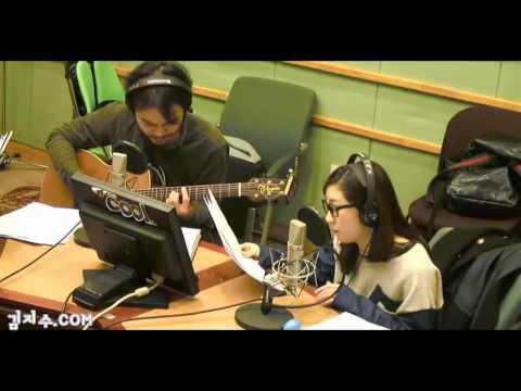 김지수 & 제이레빗  -  If U leave