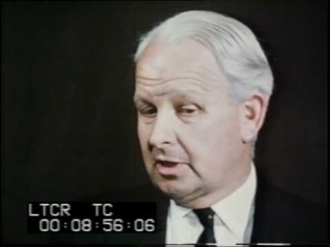Northern Ireland - Brian Faulkner - Northern Ireland Executive - 1974