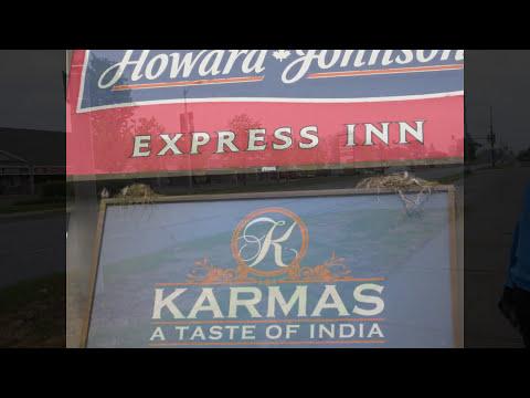 Howard Johson Express  Lundy's Lane Niagara Falls  Canada