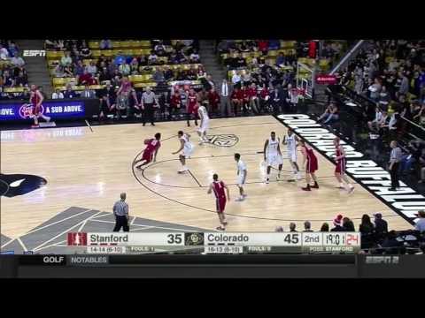 Marcus Allen, Stanford University Highlights