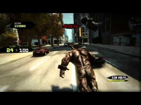 The Amazing Spider - Man : The Rhino New York City Rampage Pre-Order Exclusive Gameplay