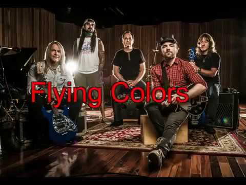 Flying Colors Forever in a daze