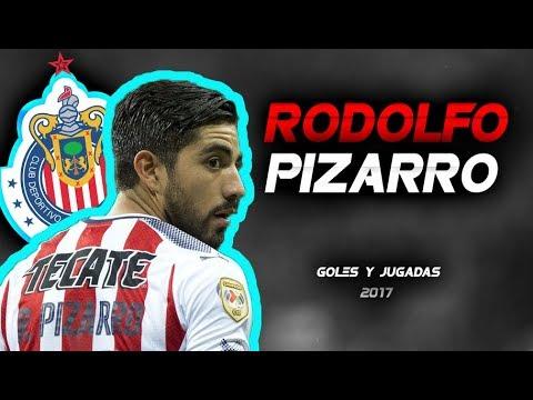 RODOLFO PIZARRO ● TODOS SUS GOLES EN CHIVAS ● 2017