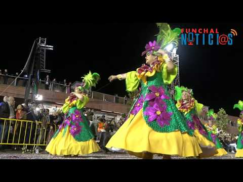 Desfile de Carnaval na Madeira 2018 - 4K