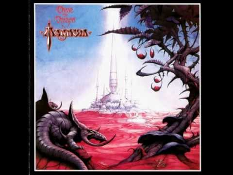 "MAGNUM  - ALBUM -  "" CHASE THE DRAGON ""  (1982)"