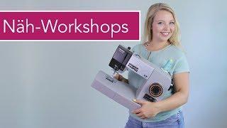 Näh-Workshops: Ticket Verlosung!!!