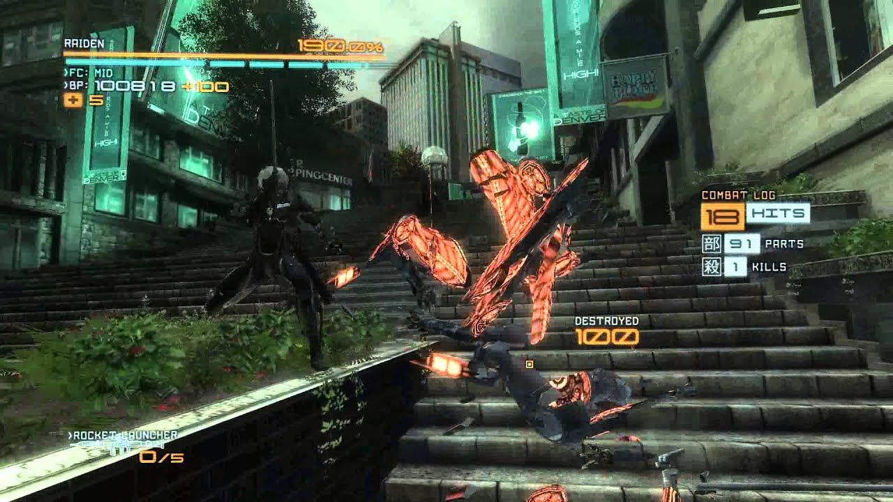 Guild Wars 2 - Metal Gear Rising Revengeance Raiden Comparison ...