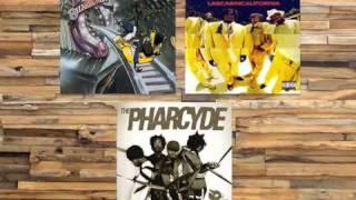 The Pharcyde Mix (Mixed by DJ Mah & DJ YANMA)