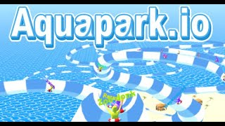AquaPark.IO Full Gameplay Walkthrough