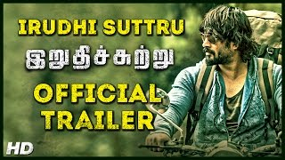 Irudhi Suttru Tamil Movie Official Teaser