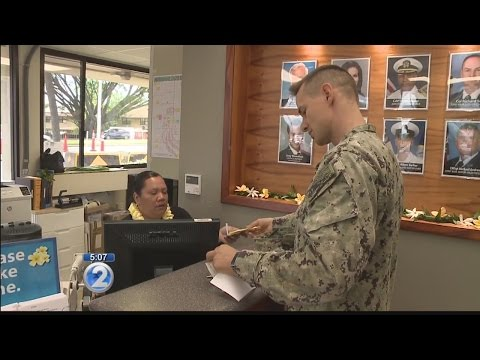 Relocated satellite vehicle registration office opens at Joint Base Pearl Harbor-Hickam