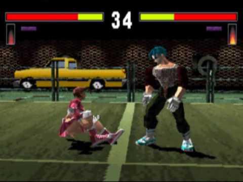 Vs. Game Sample - Playstation