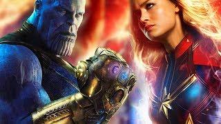 Ist Captain Marvel gar nicht der Held in Avengers Endgame?