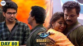 Bigg Boss 3 | KAVIN ஆம்பளையா கெத்தா இருங்க LOSLIYA அப்பாவின் Advice | Cheran | LittleTalks